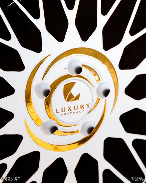 Luxury Abstract Chaos concave