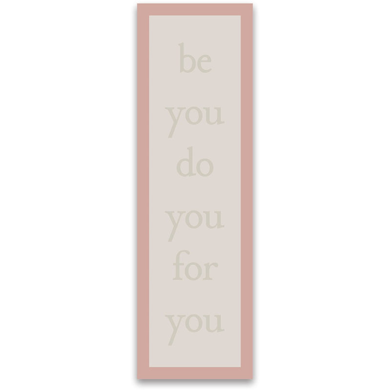 Be You For You - Notepad