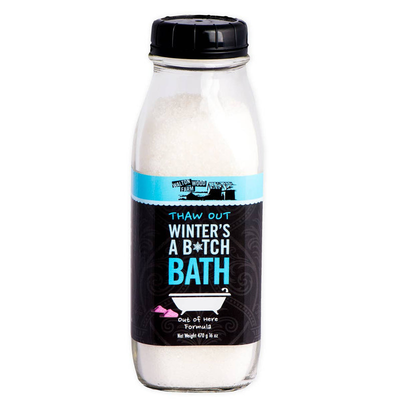 Winter's a B*tch - Bath Soak