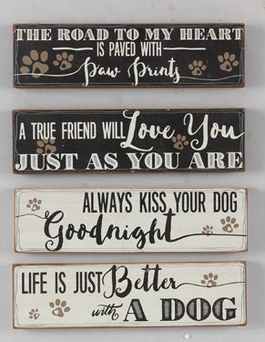Dog Lover - Small Signs