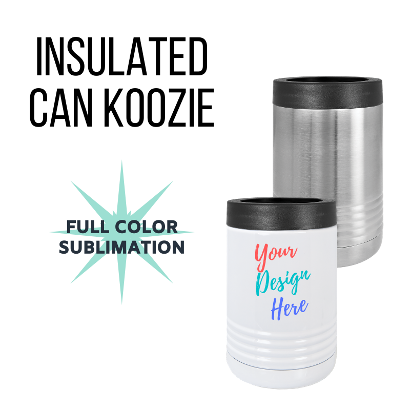 Insulated Custom Can Koozies