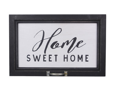Home Sweet Home - Cupboard Sign