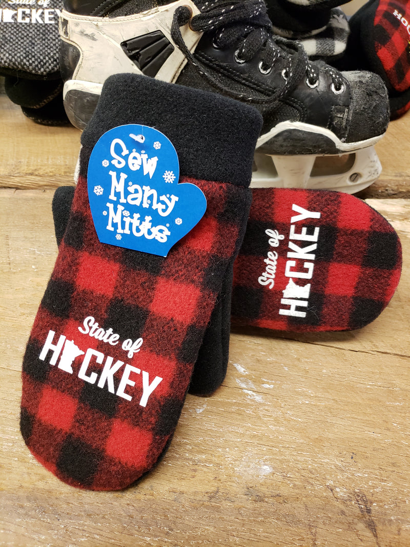 State of Hockey Mittens