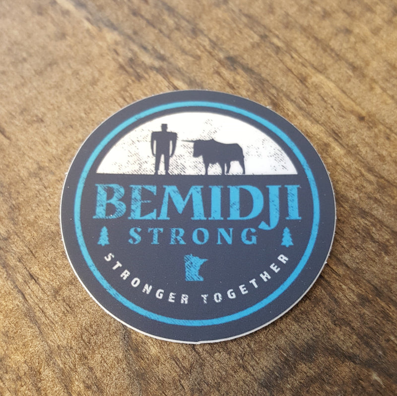 Bemidji Strong Decal