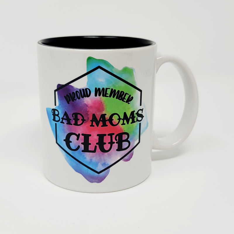 Bad Moms Club - Coffee Mug