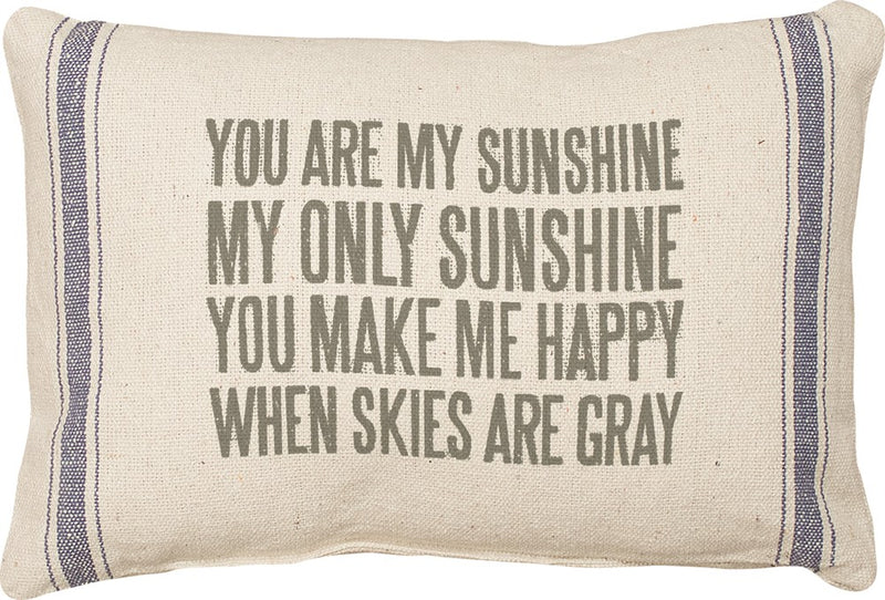 You're My Sunshine - Pillow