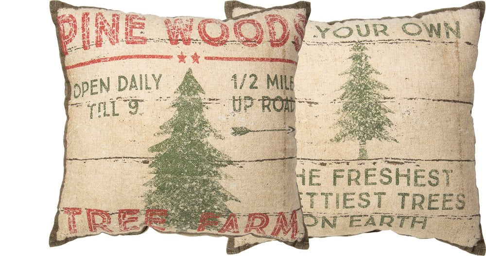 Pine Woods - Pillow