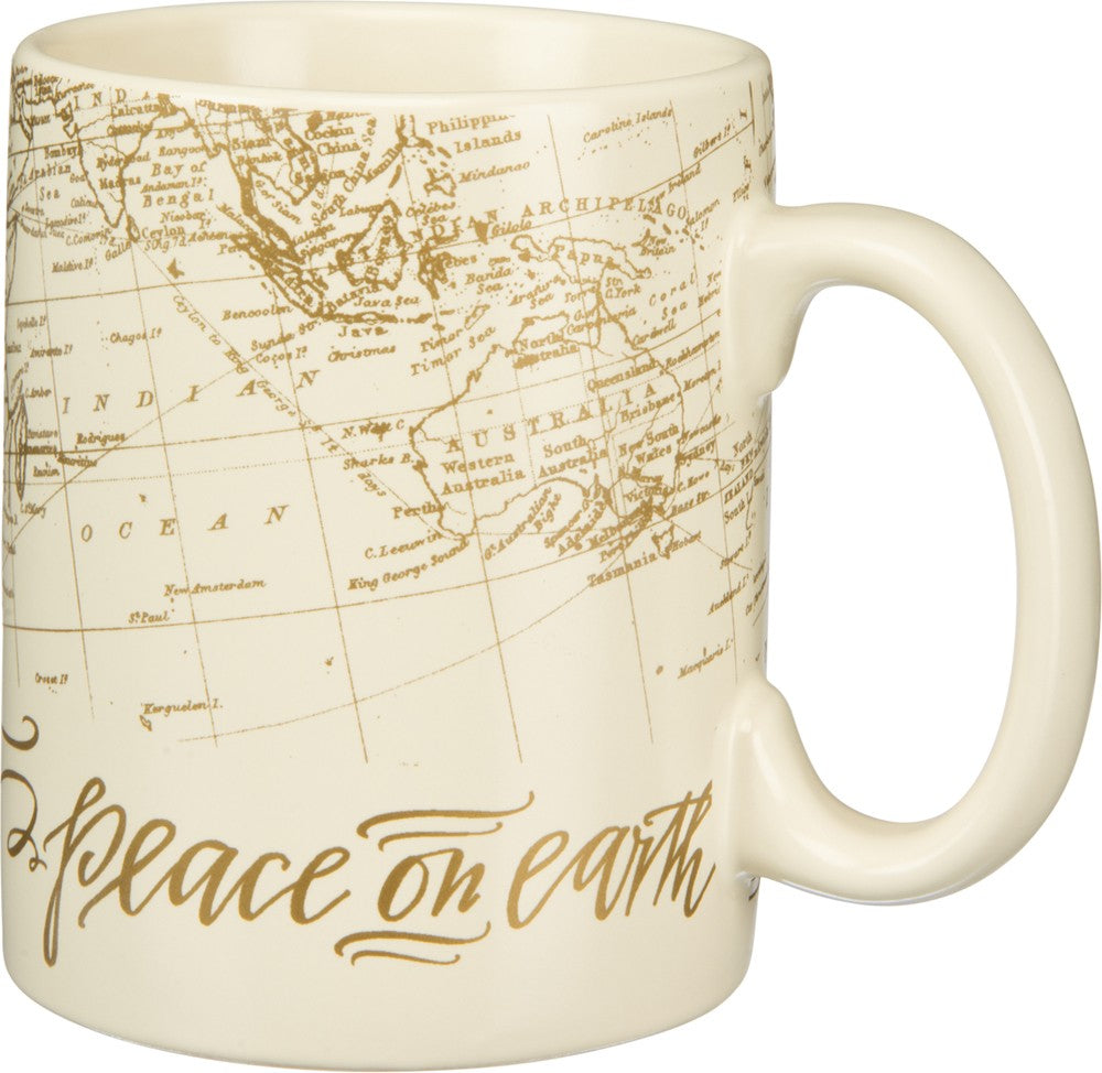 Peace on Earth - Mug