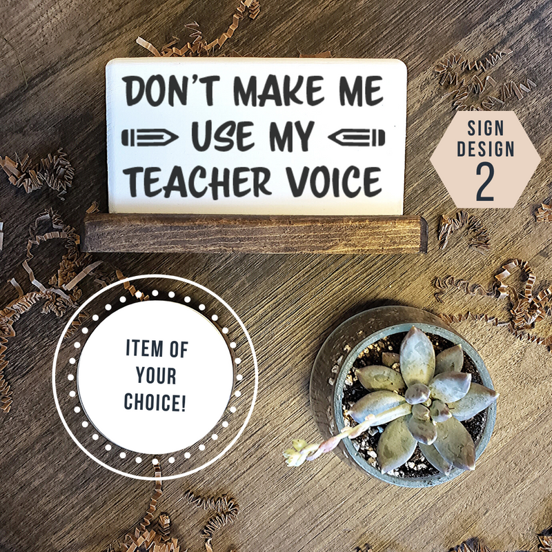 Teacher - Succulent Gift Box