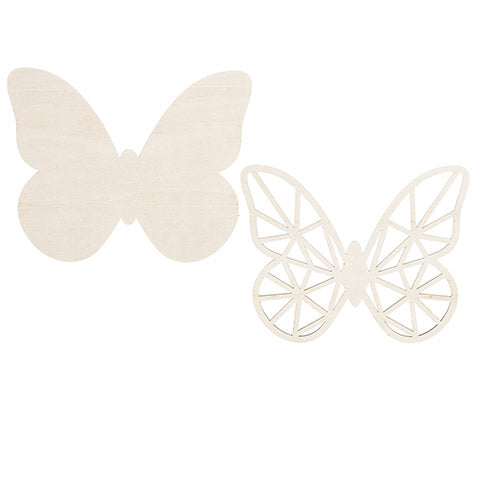 Geometric Butterfly (2-pieces) Kit