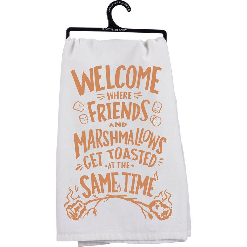 Same Time - Dish Towel