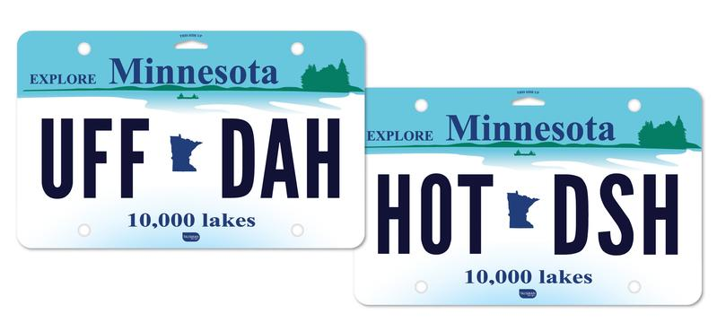 Minnesota Cutting Mats (set of 2)