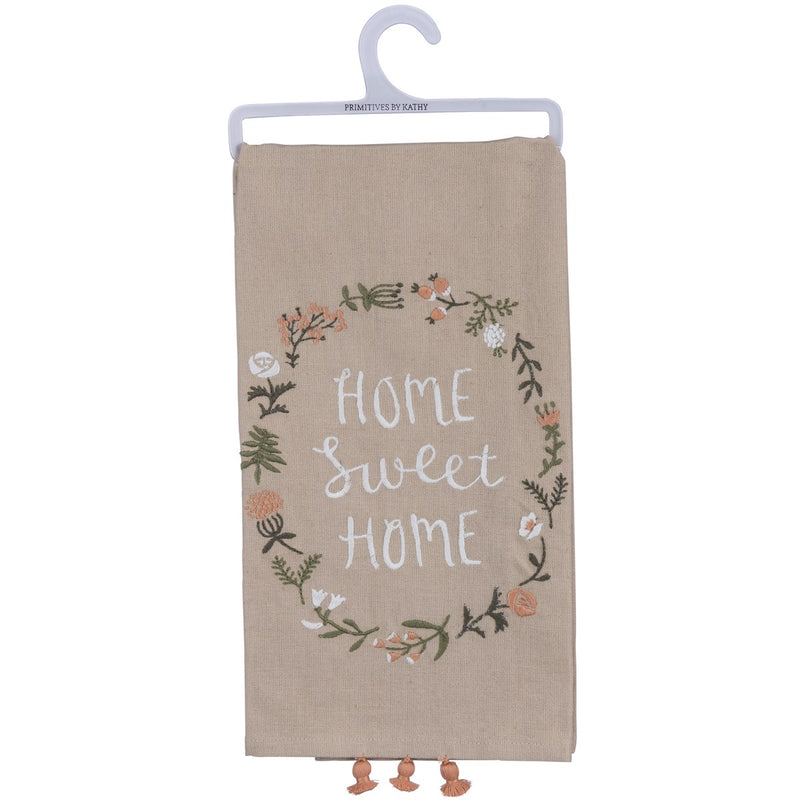 Home Sweet Home - Dish Towel