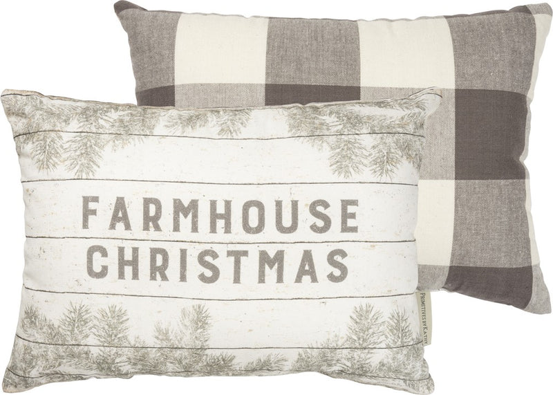 Farmhouse Christmas - Pillow