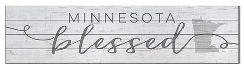 Minnesota Blessed - Sign