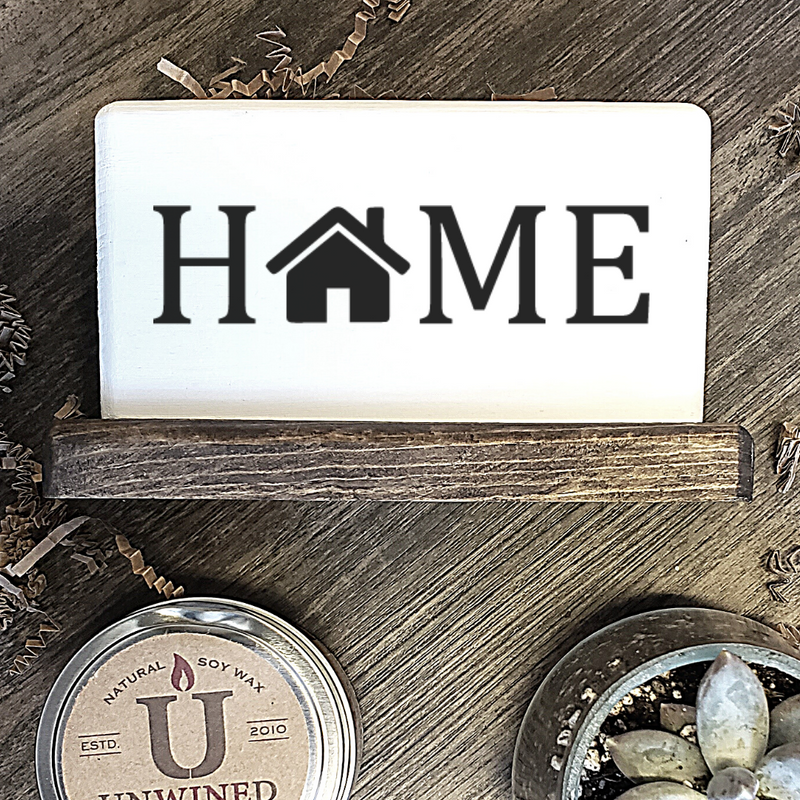 Home Themed Small Signs