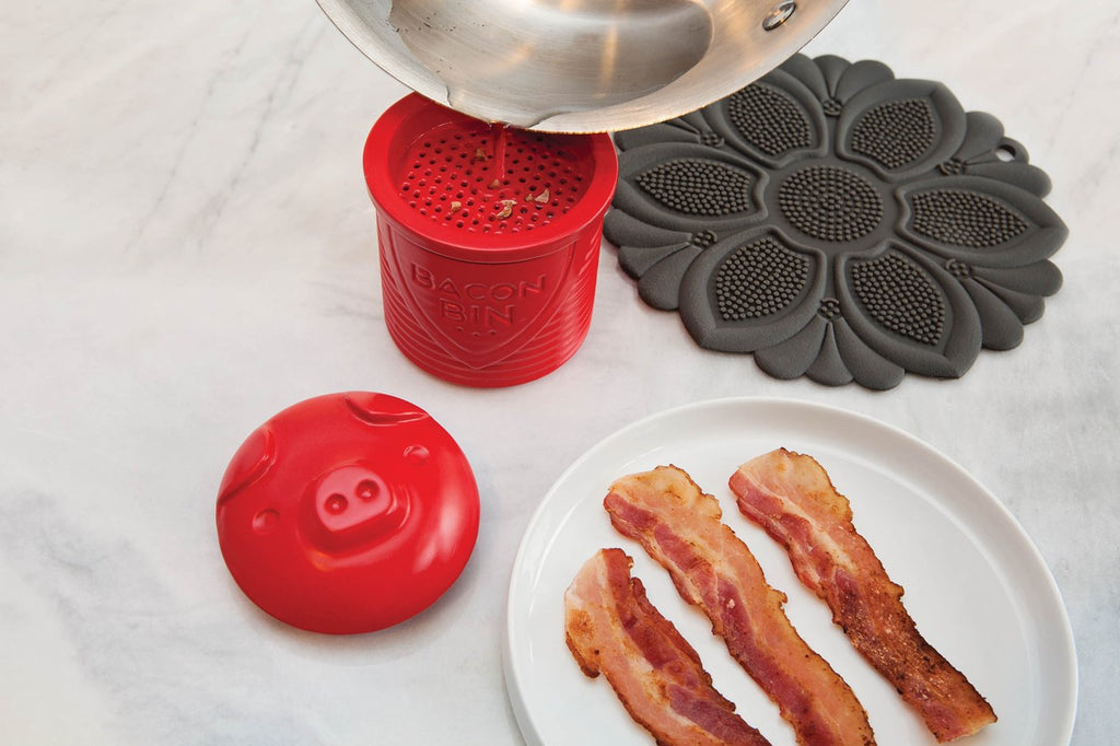 Bacon Bin Grease Holder