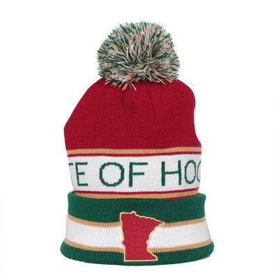 State of Hockey Beanie