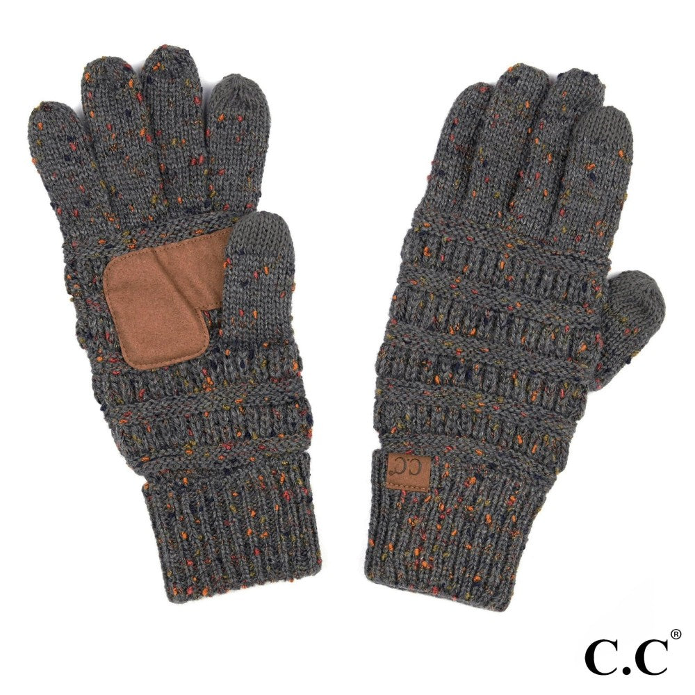 CC Knit Gloves