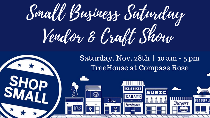 November 28th | Vendor Show Fee