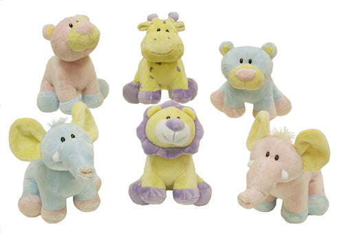 Baby Zoo Animals - Plush Animal