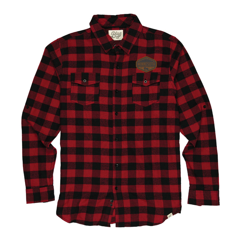 Red/Black Lumberjack Flannel