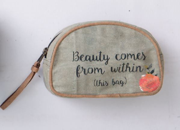 Beauty Within - Makeup Bag