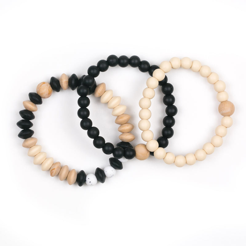 Blakely Black - Teething Bracelet