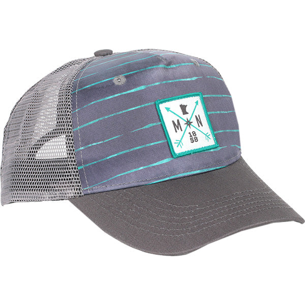 Blue Stripes - MN Hat