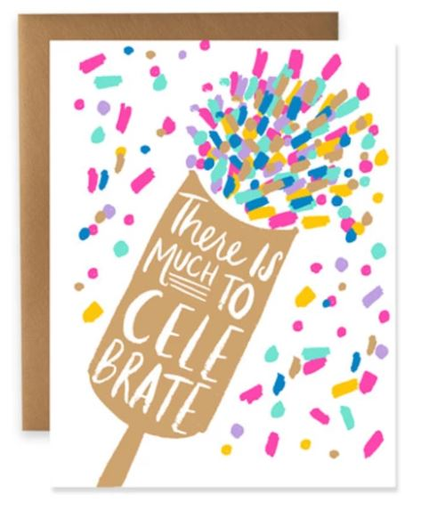 Confetti Pop - Card