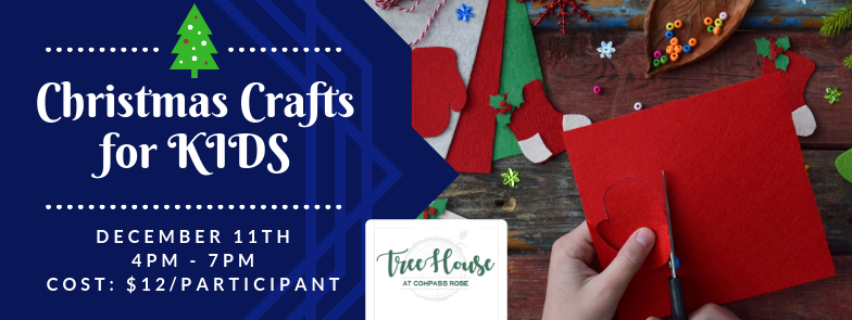 Christmas Crafts | Dec. 11th