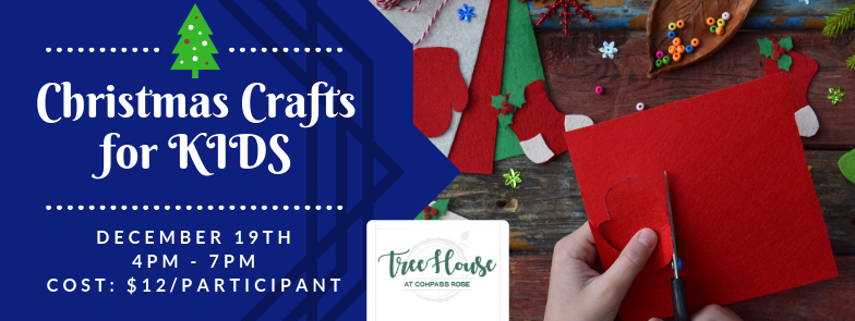 Christmas Crafts | Dec. 19th