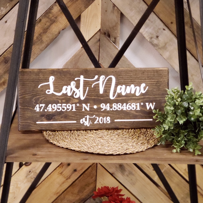 Home Decor - Signs/Wall Hangings
