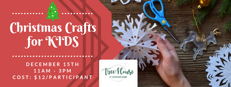 Christmas Crafts | Dec. 15th