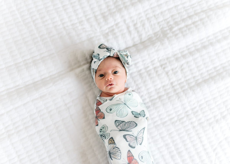 Dot - Swaddle Blanket
