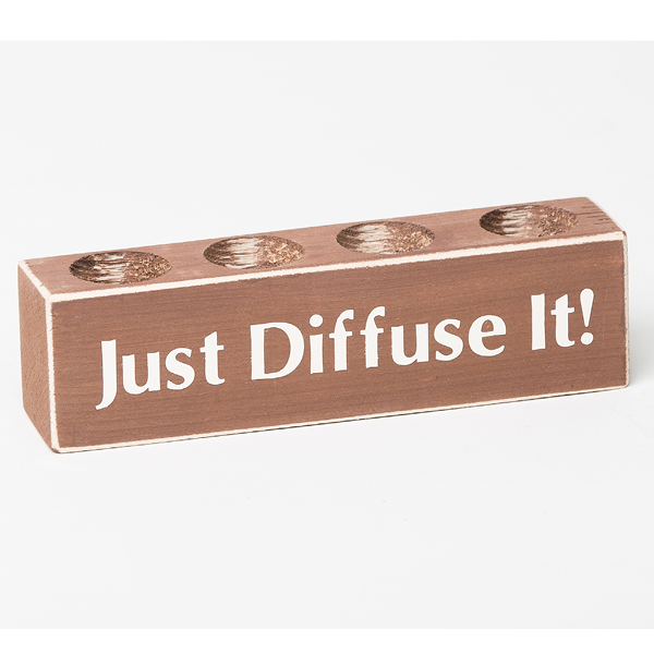 Just Diffuse It - Small Essential Oil Holder