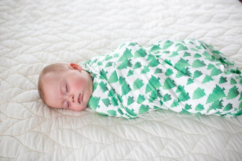 Forest - Swaddle Blanket