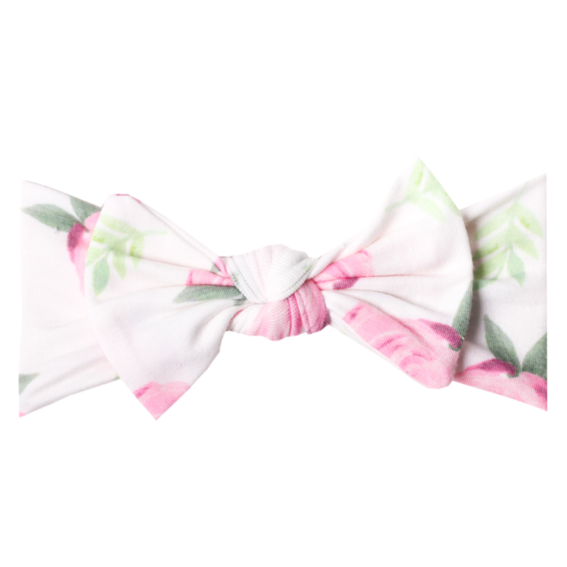 Grace - Knit Headband Bow