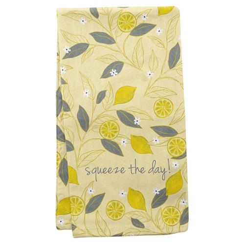 Squeeze the Day - Tea Towel