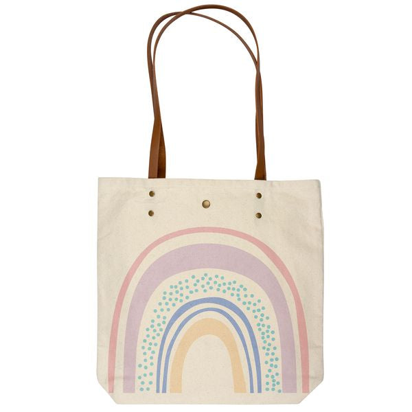 Rainbow - Canvas Tote