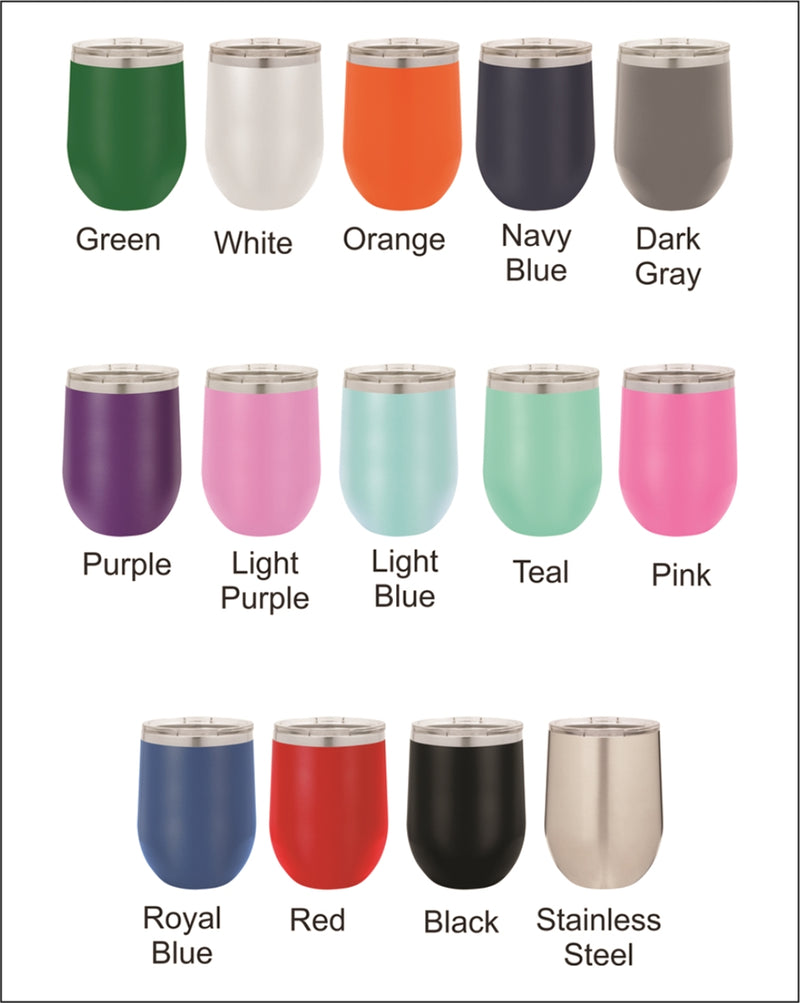 Wine Tumblers - Lost Acres Resort