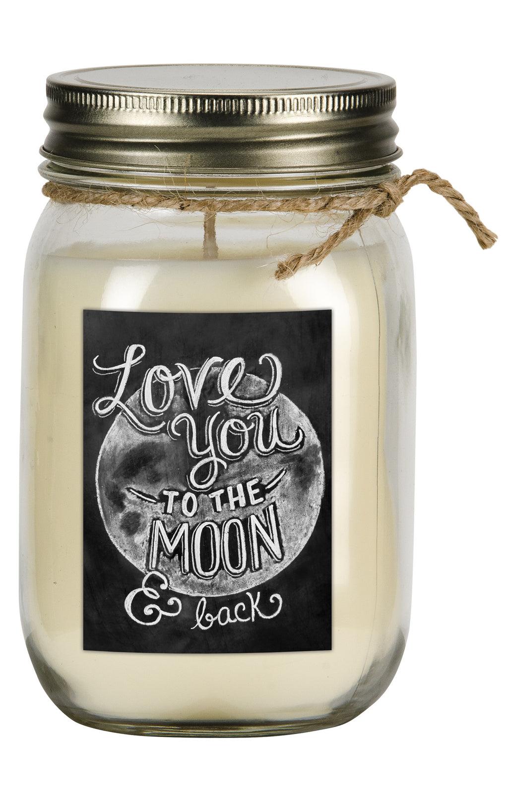 To The Moon - Candle