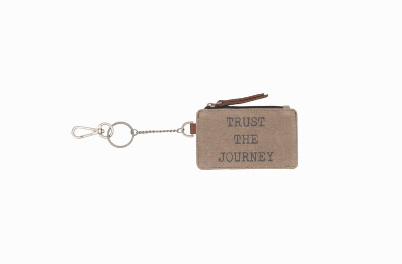 Trust the Journey - Coin Purse