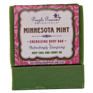 Minnesota Mint - Energizing Body Bar Soap