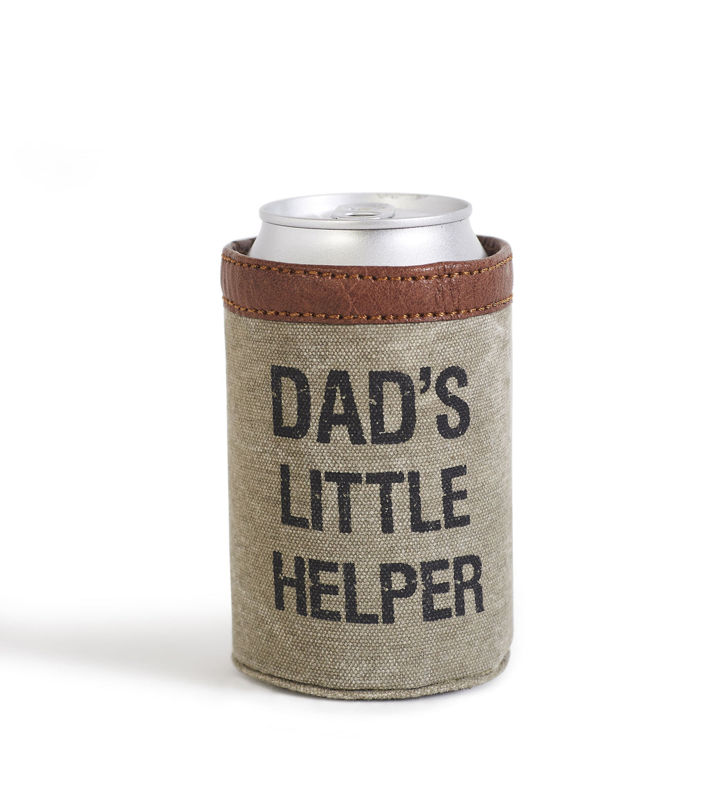 Dad's Little Helper - Can Koozie