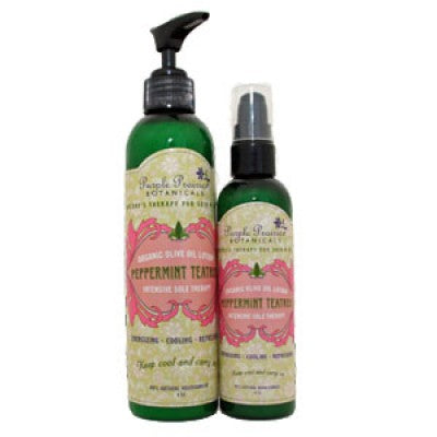 Peppermint Tea Tree Foot Lotion