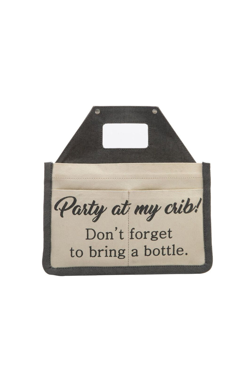 Party at my crib! Baby Bottle Caddy