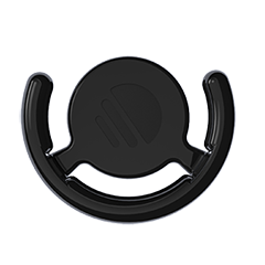 Black Multi Surface PopSocket Mount