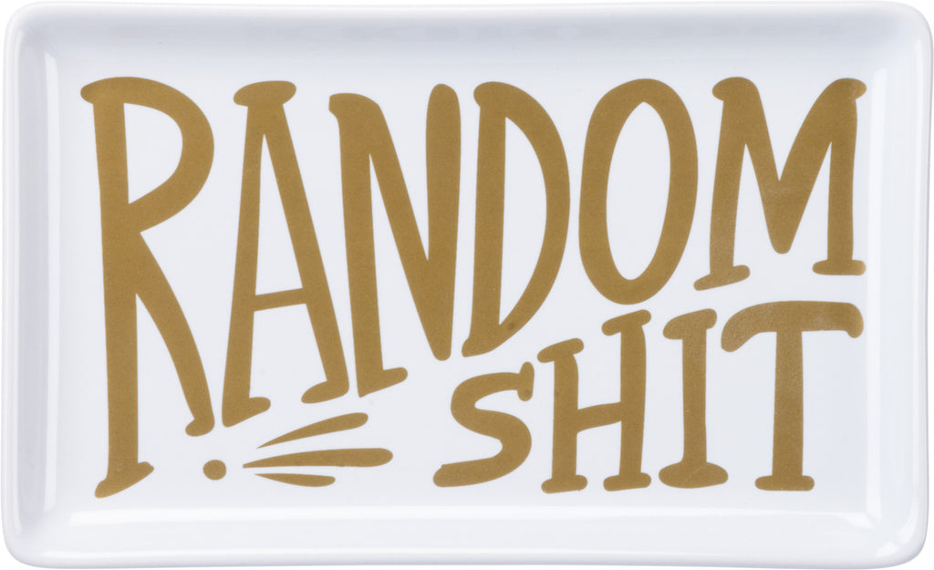 Random Shit - Trinket Tray