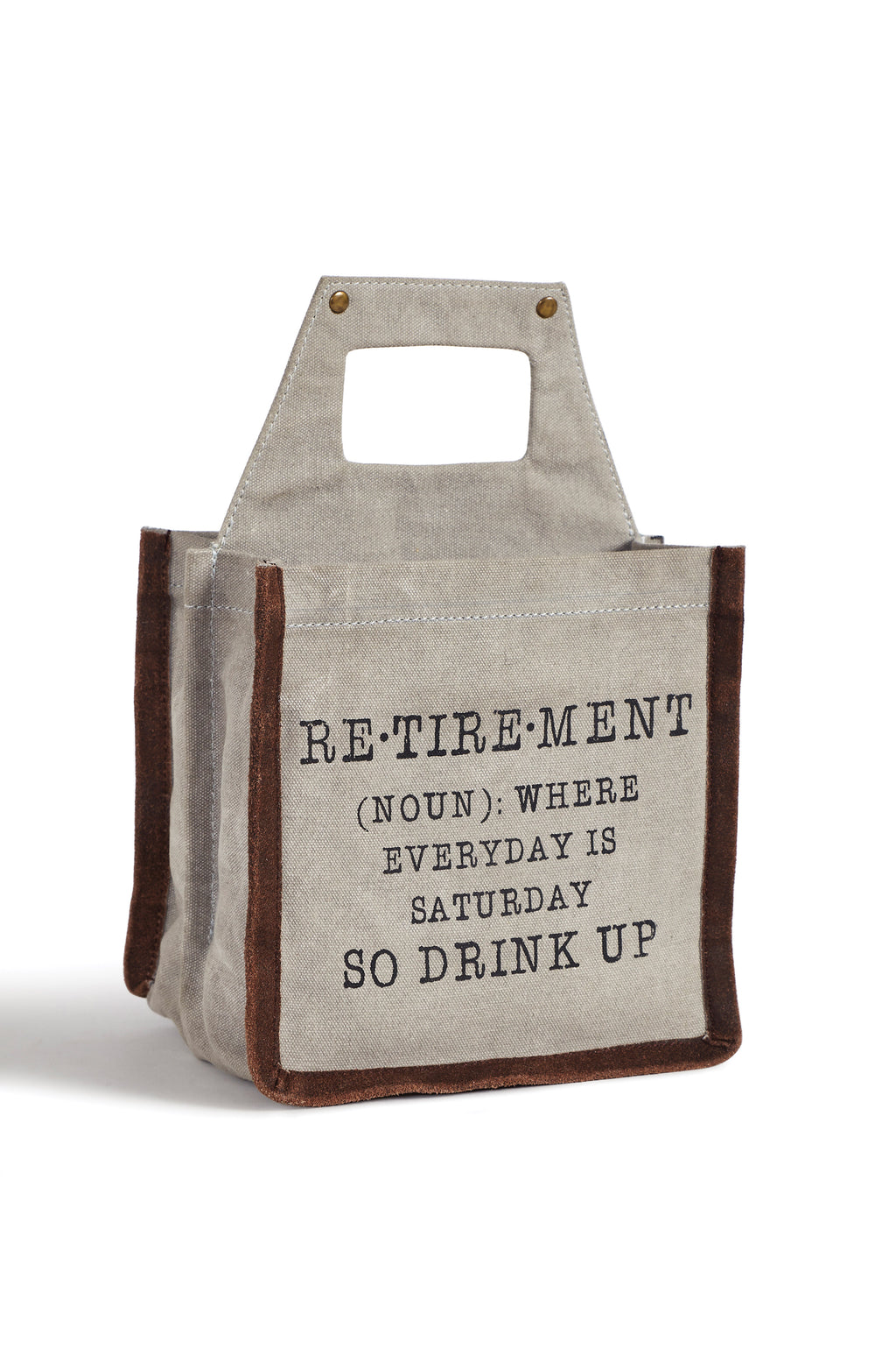 Retirement Beer Caddy